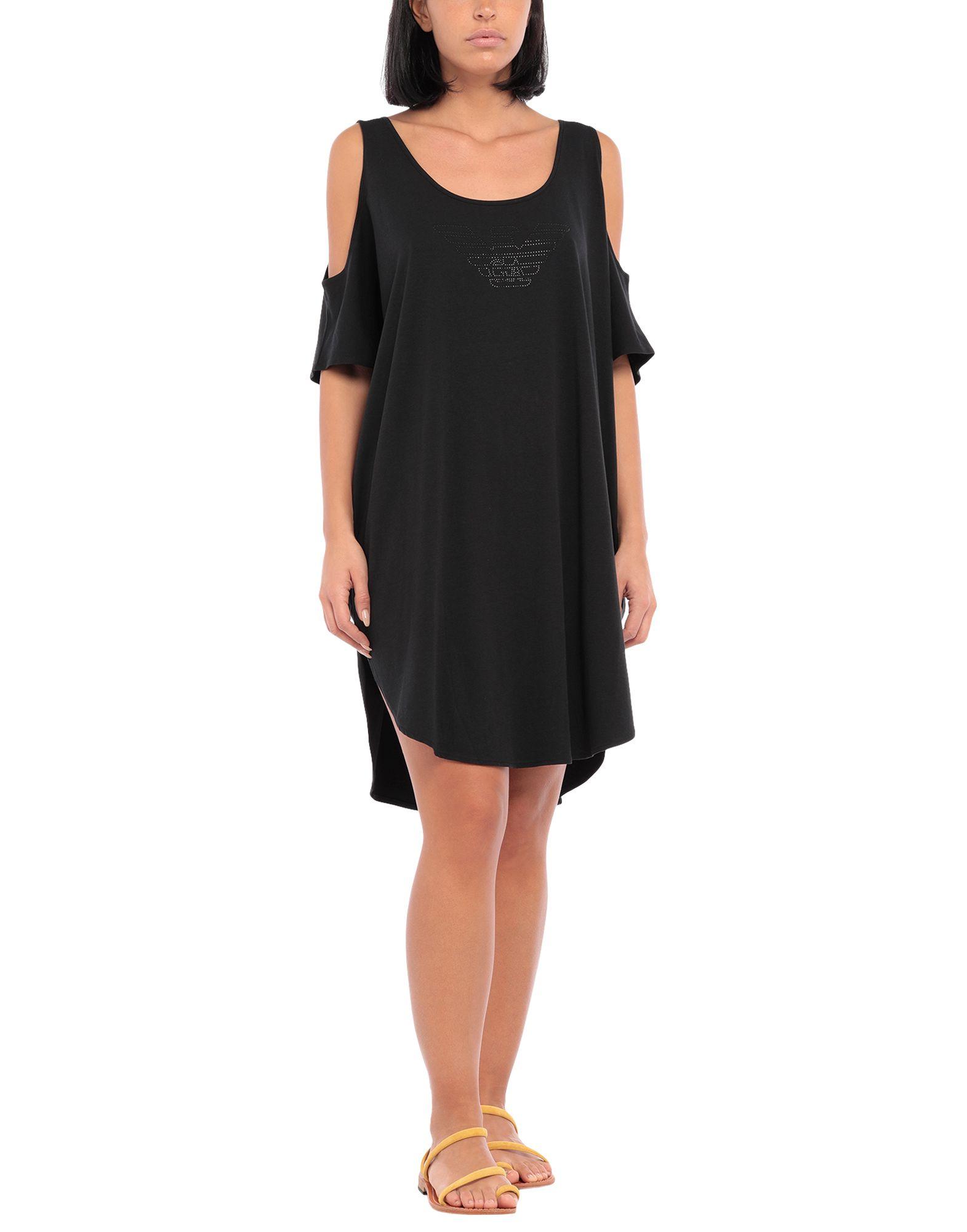EA7 Пляжное платье ea7 длинное платье