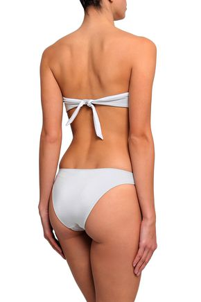 MELISSA ODABASH Barcelona printed low-rise bikini briefs