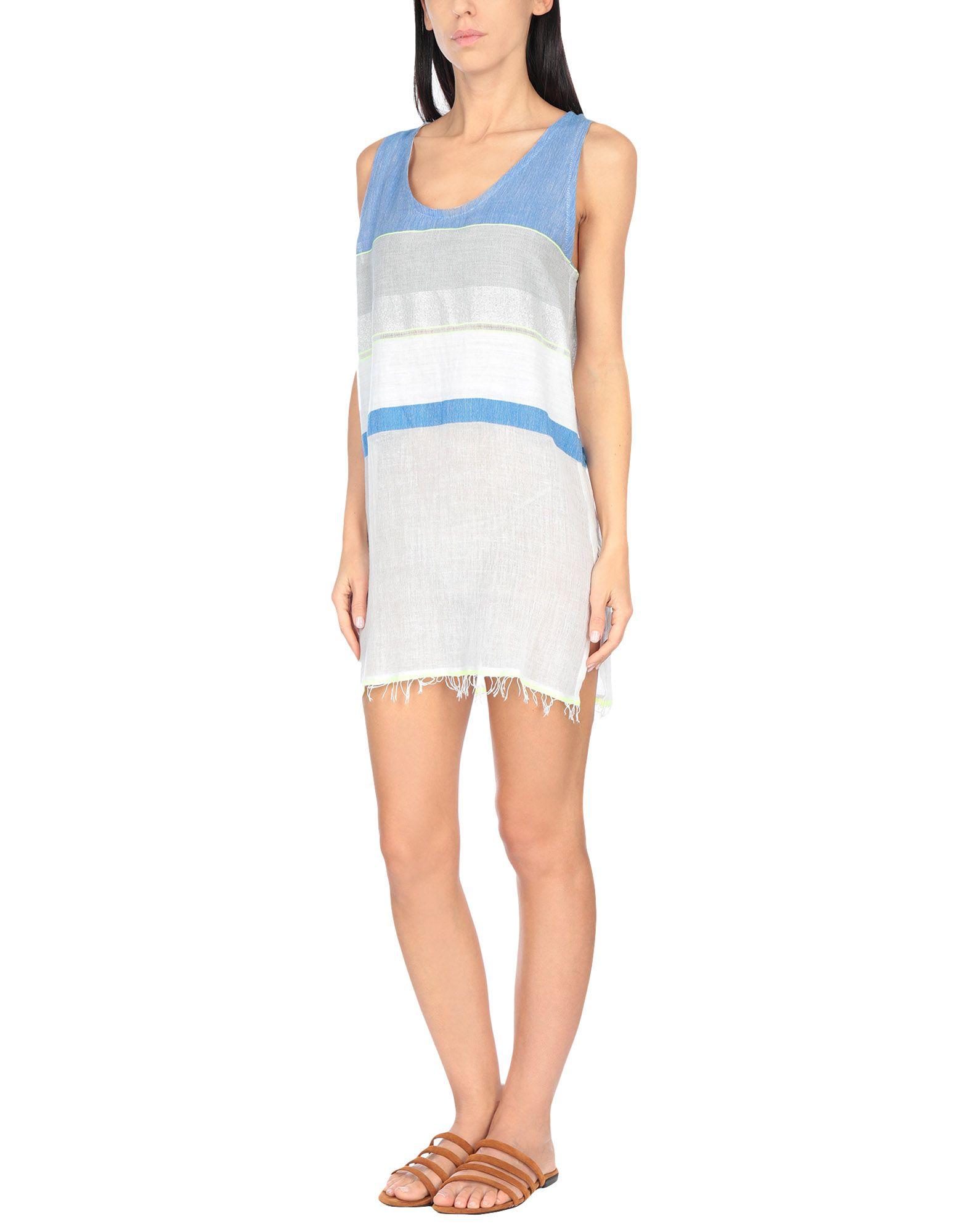 LEMLEM Пляжное платье платье пляжное charmante платья и сарафаны приталенные