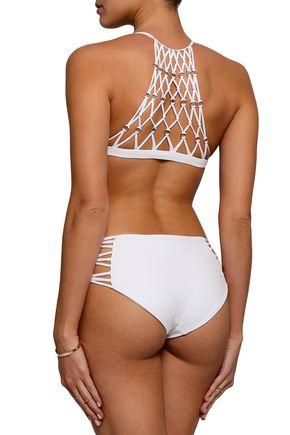 MIKOH Knotted bikini briefs