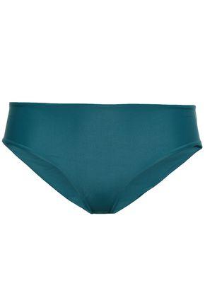 MIKOH Cruz Bay mid-rise bikini briefs