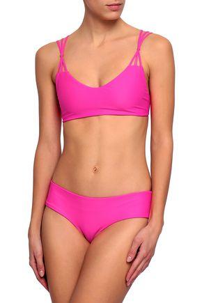 MIKOH Neon bikini briefs