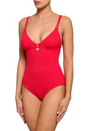 MELISSA ODABASH Open-back swimsuit