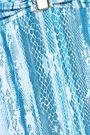 MELISSA ODABASH Tampa ruched halterneck swimsuit