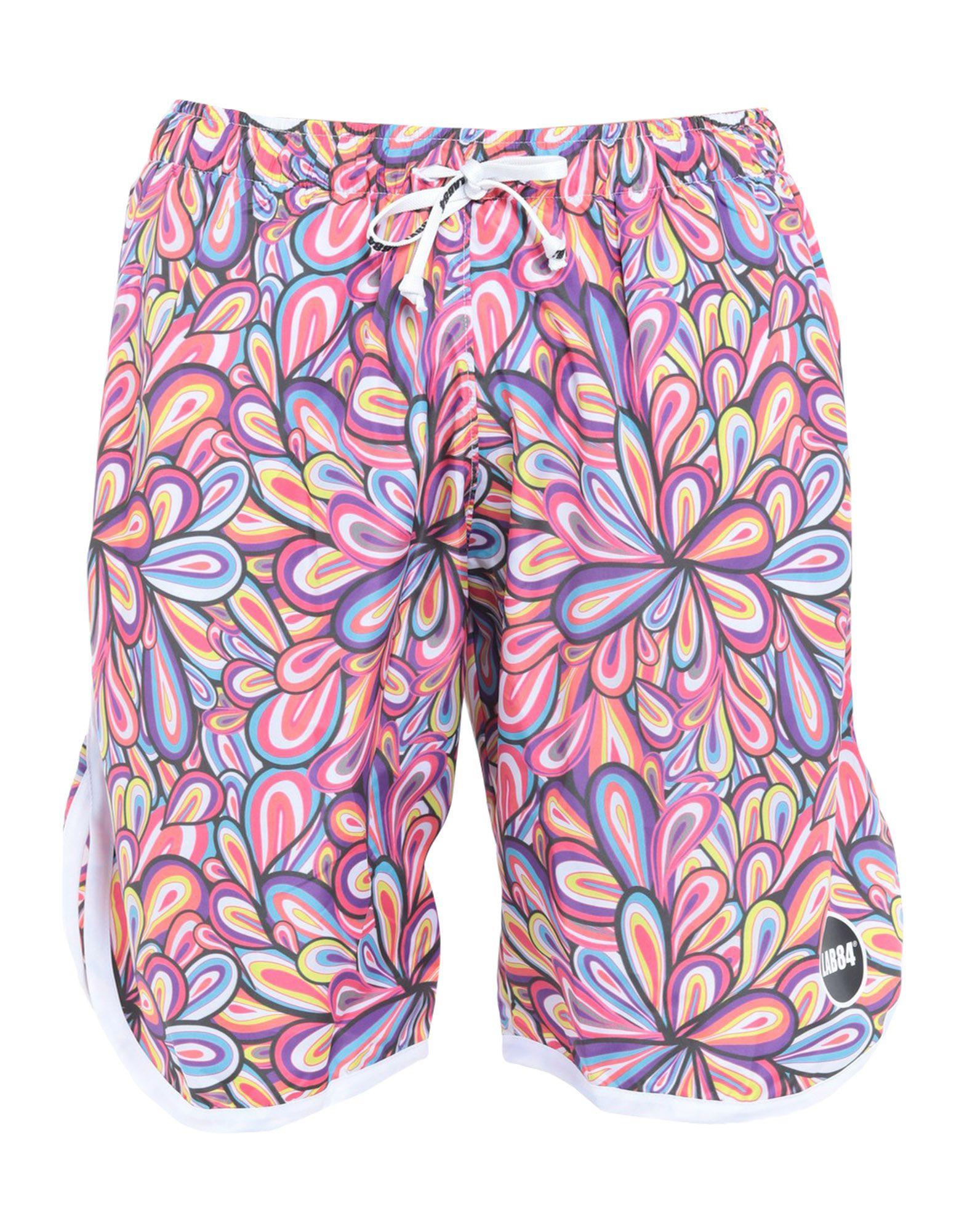 LAB84 Пляжные брюки и шорты шорты пляжные
