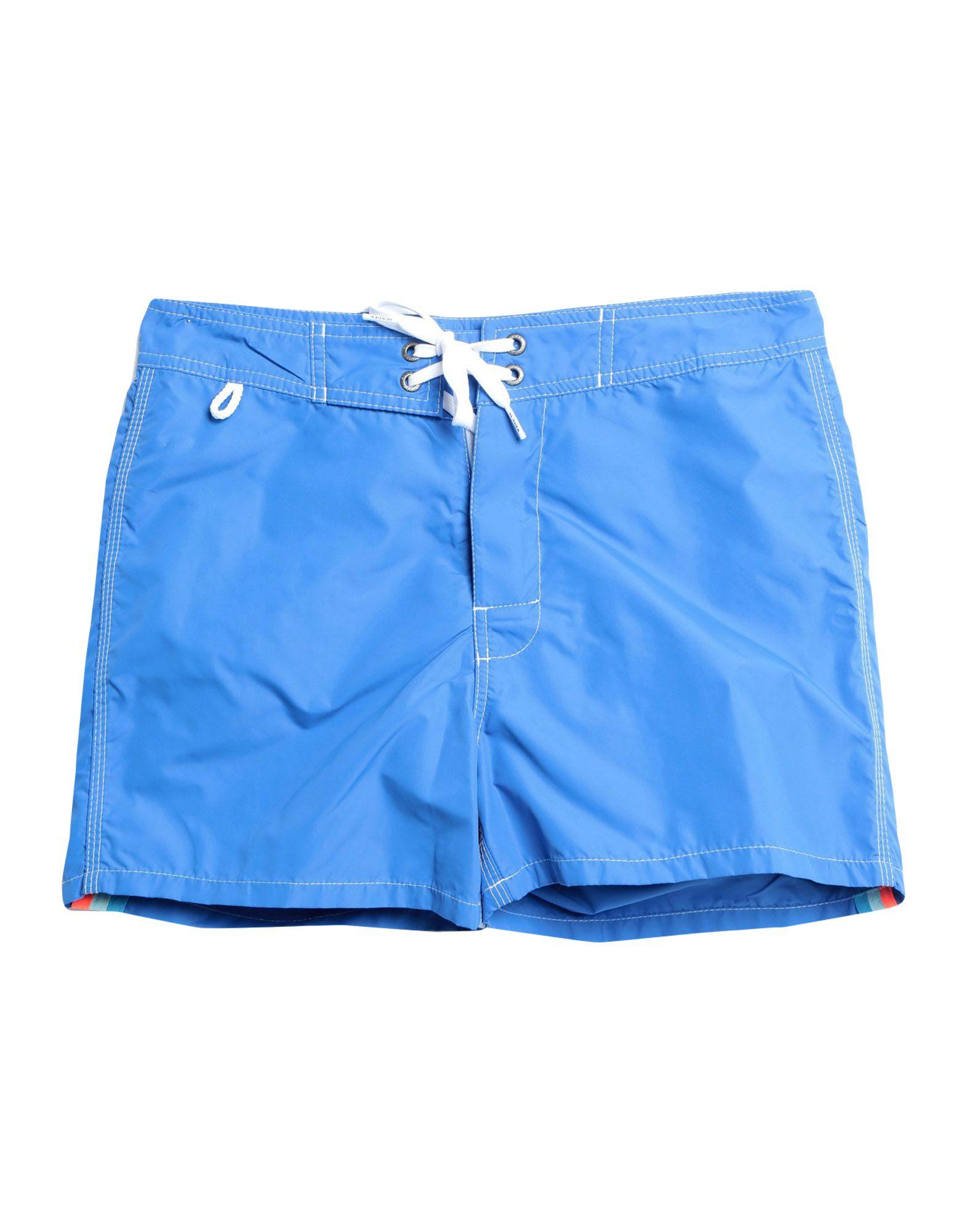9792d279b3 Sundek Swim Trunks In Blue | ModeSens