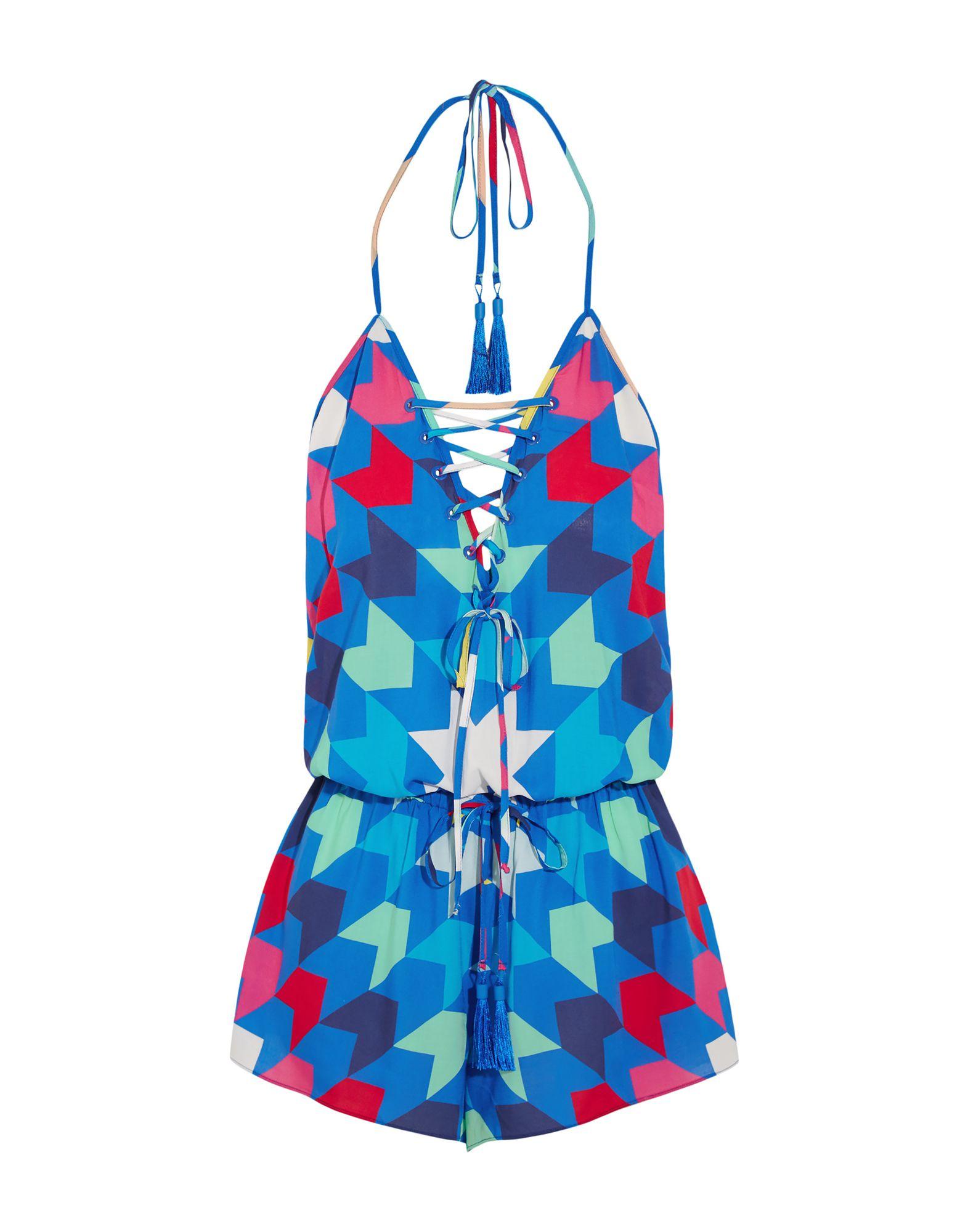 EMMA PAKE Пляжное платье красное боди emma xxl 3xl