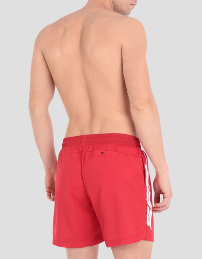 Men's swimming shorts with Scuderia Ferrari print