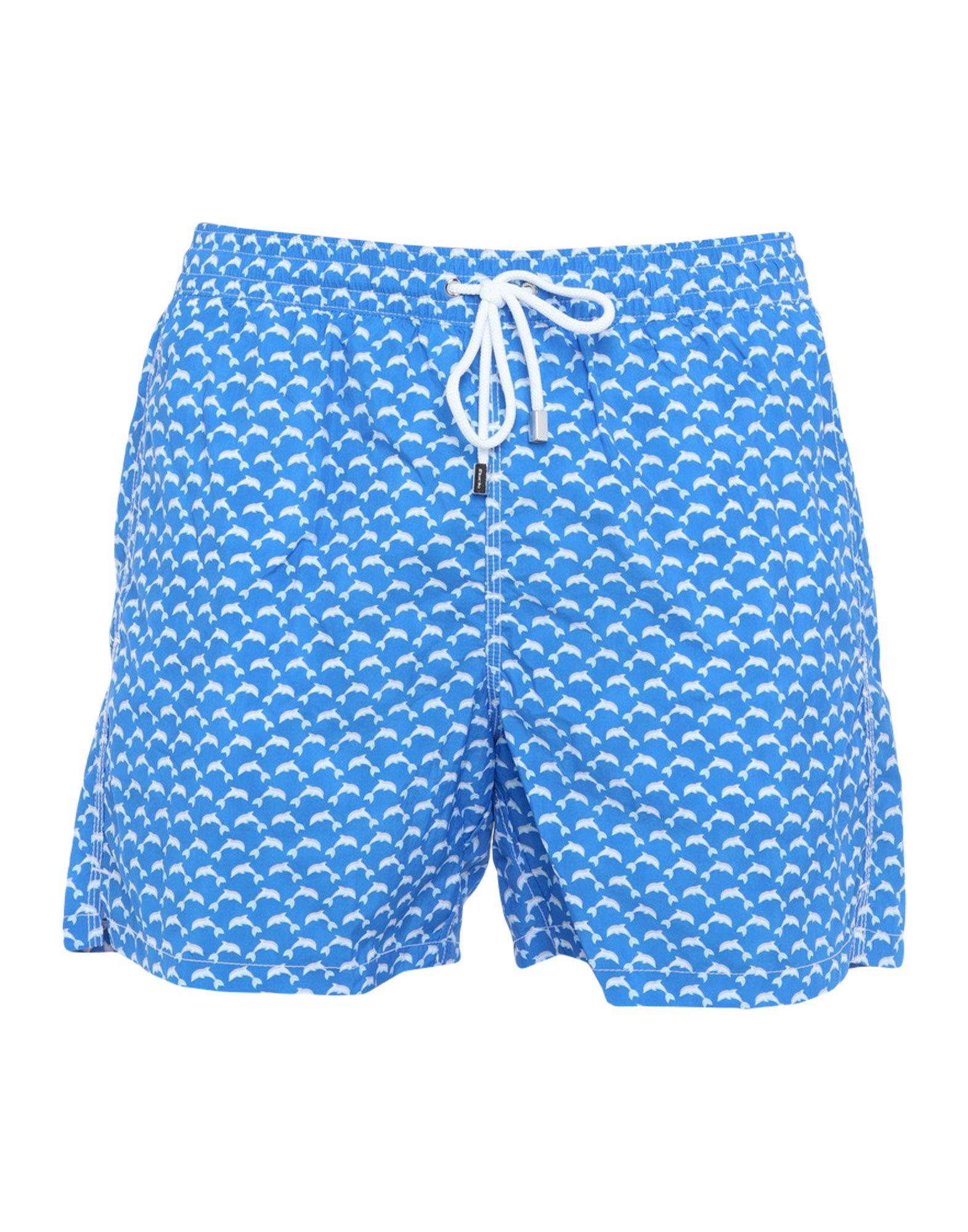 FIORIO Шорты для плавания шорты для плавания с принтом scene volley