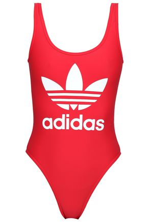 ADIDAS ORIGINALS Printed swimsuit