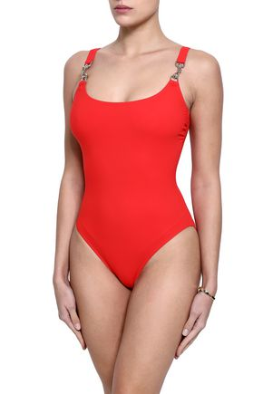 5e6a8dc94271 TORY BURCH Embellished swimsuit; TORY BURCH Embellished swimsuit ...