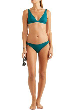 Melissa Odabash Woman Malta Triangle Bikini Top Petrol