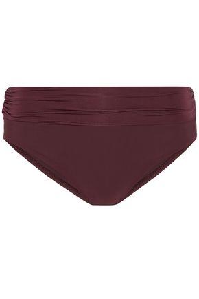 HEIDI KLEIN Ruched bikini briefs