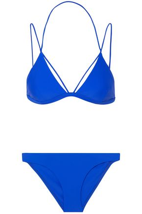 DION LEE Triangle bikini