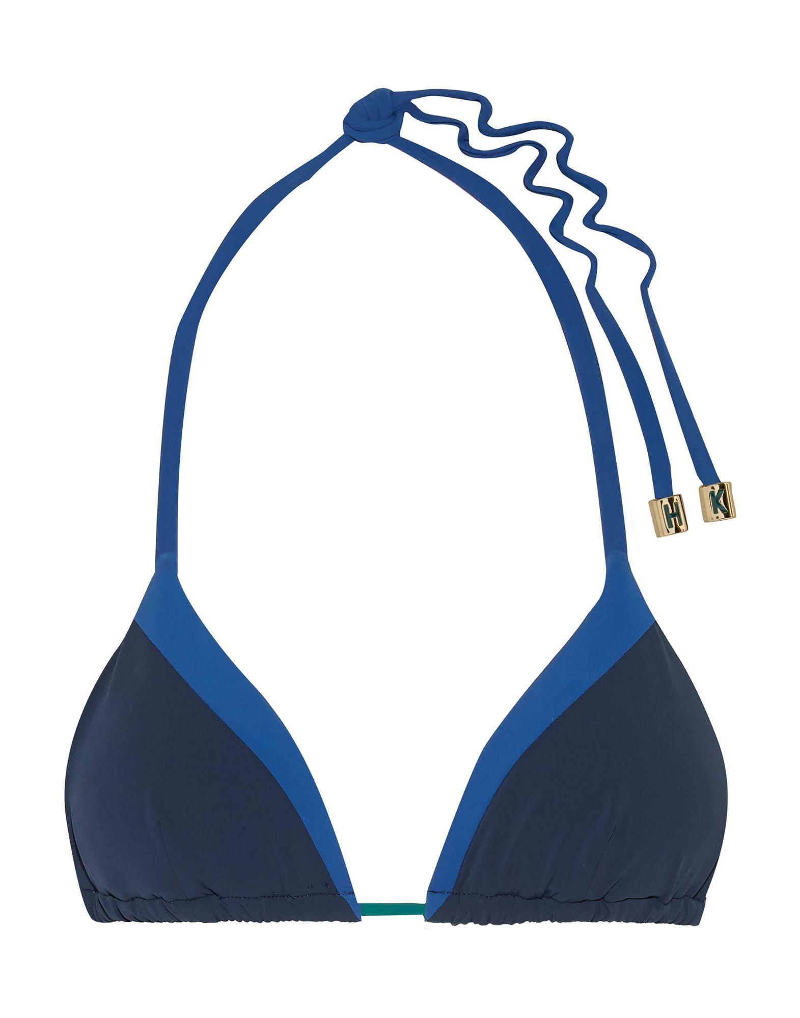 HEIDI KLUM SWIM Купальный бюстгальтер split colorblock swim dress set