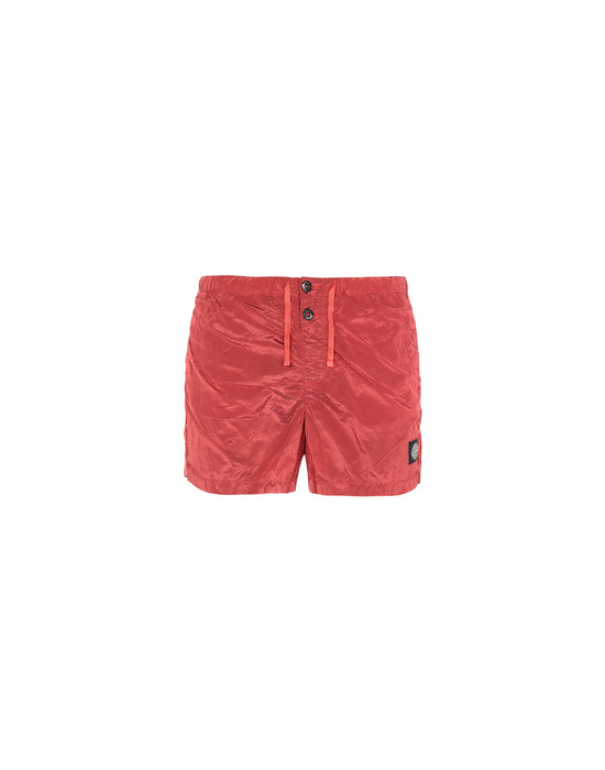 STONE ISLAND Swimming trunks B0643 NYLON METAL