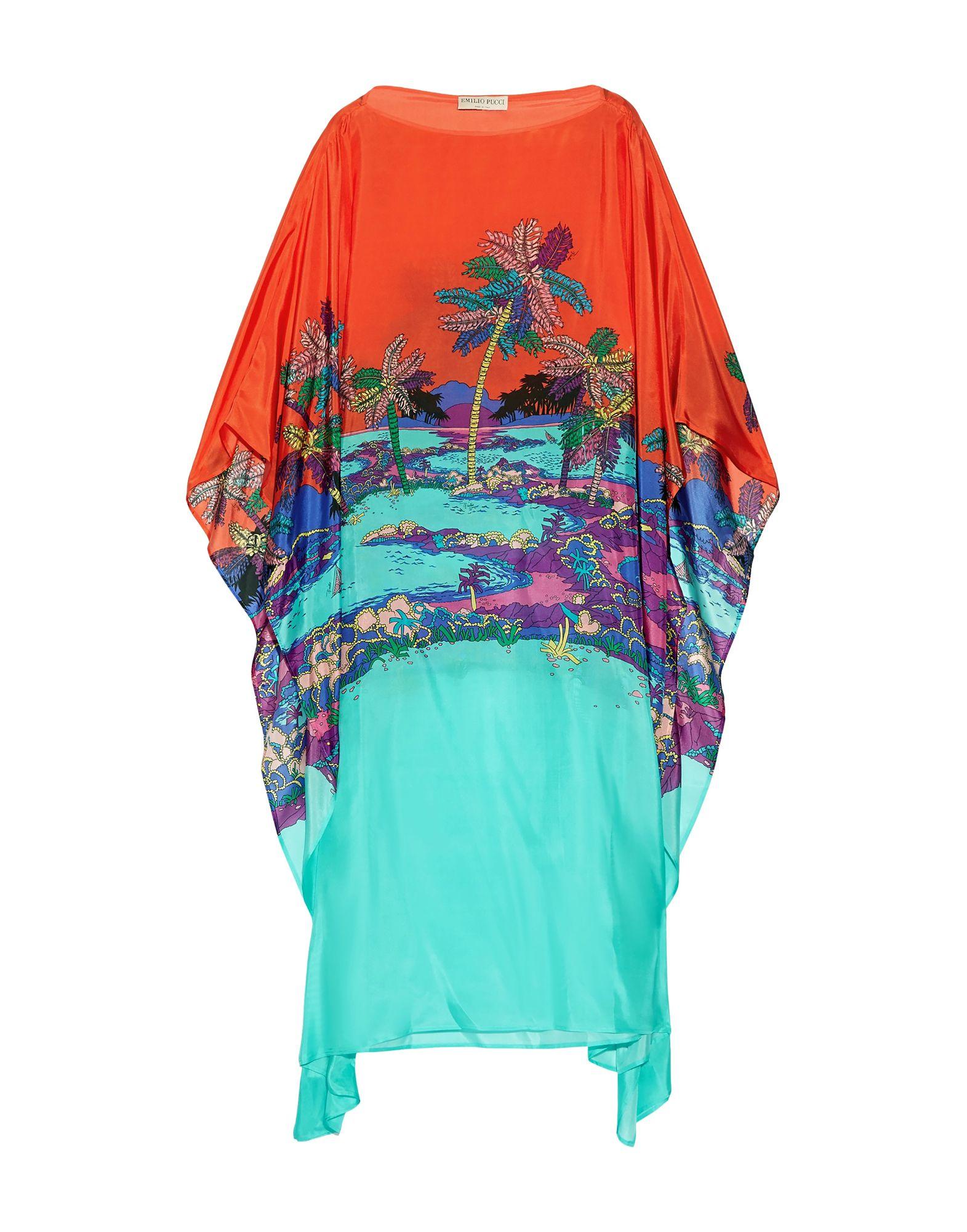 EMILIO PUCCI Пляжное платье
