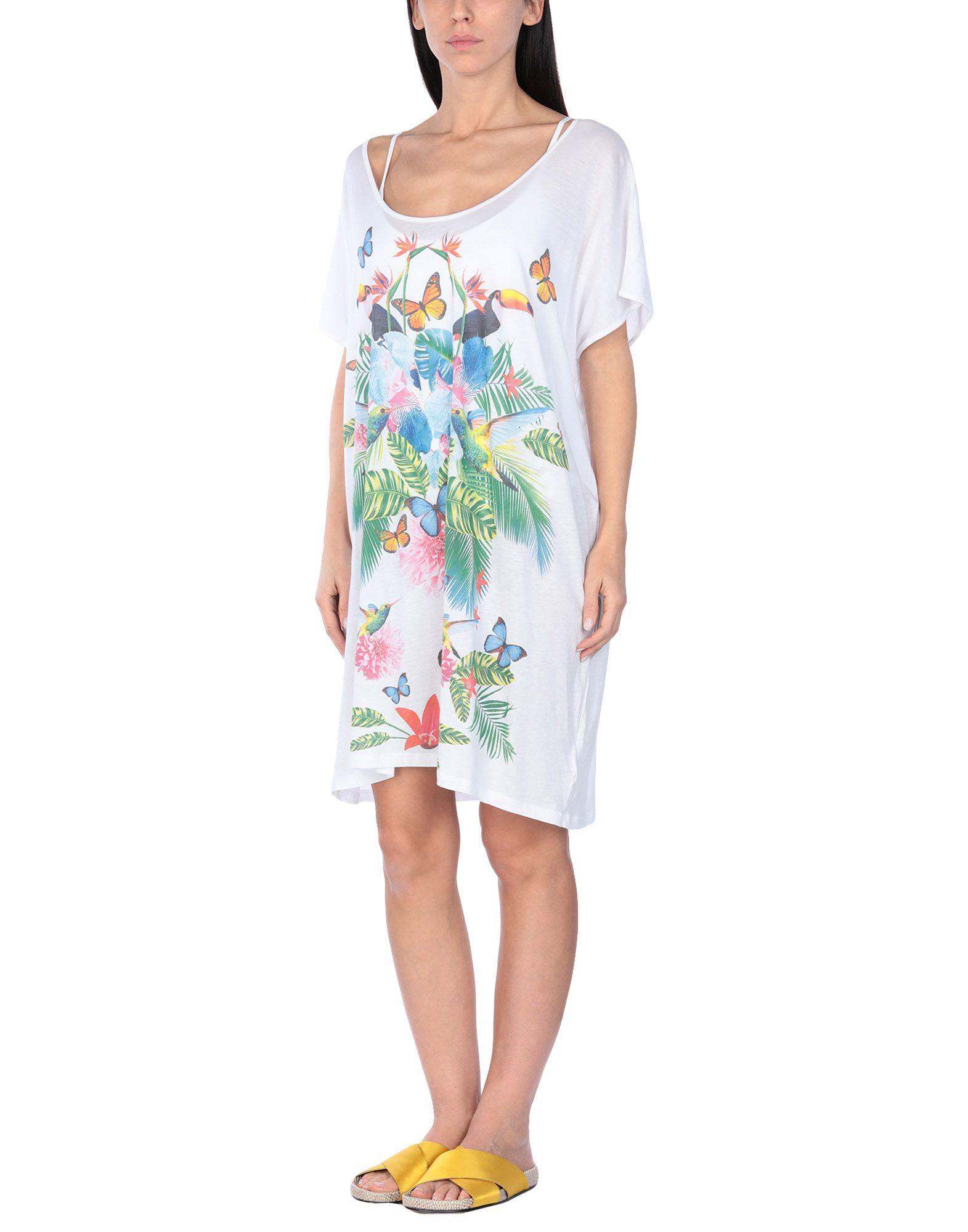 EA7 Пляжное платье платье ea7 ea7 ea002ewbodt2