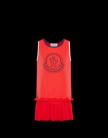 Moncler Kids 4-6 Years - Girl Woman: Beach dress