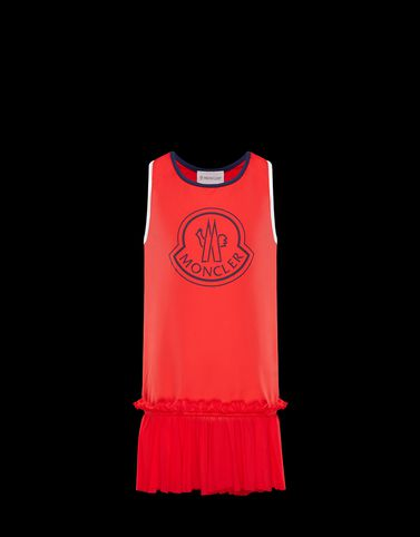 Moncler Junior 8-10 Years - Girl Woman: Beach dress