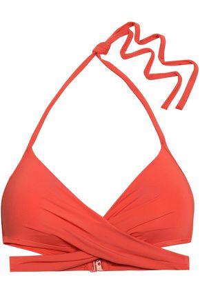 JETS AUSTRALIA by JESSIKA ALLEN Triangle wrap bikini top