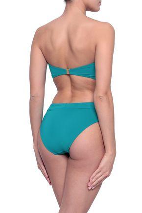 JETS AUSTRALIA by JESSIKA ALLEN Cutout mid-rise bikini briefs
