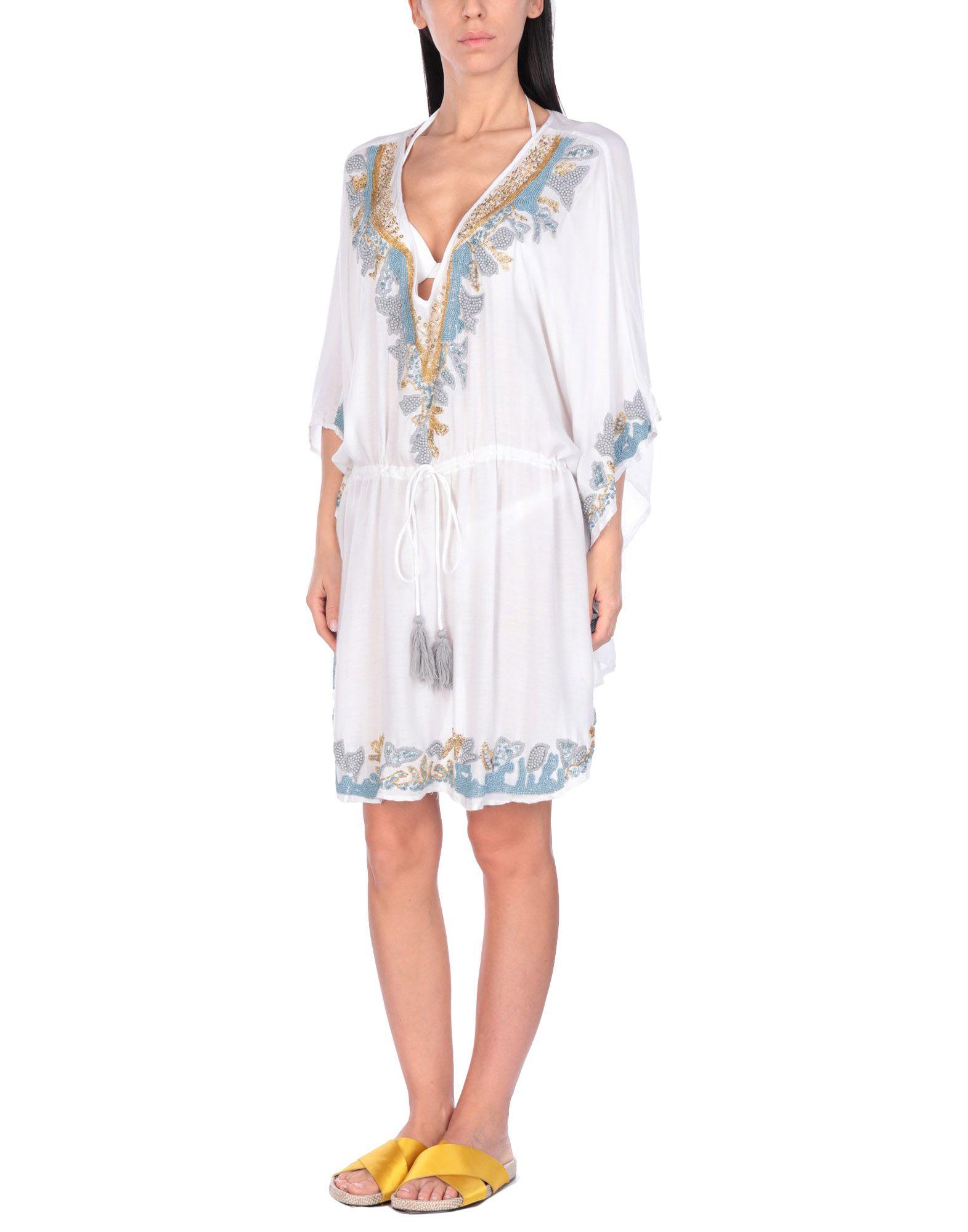 ANTICA SARTORIA by GIACOMO CINQUE Пляжное платье цена