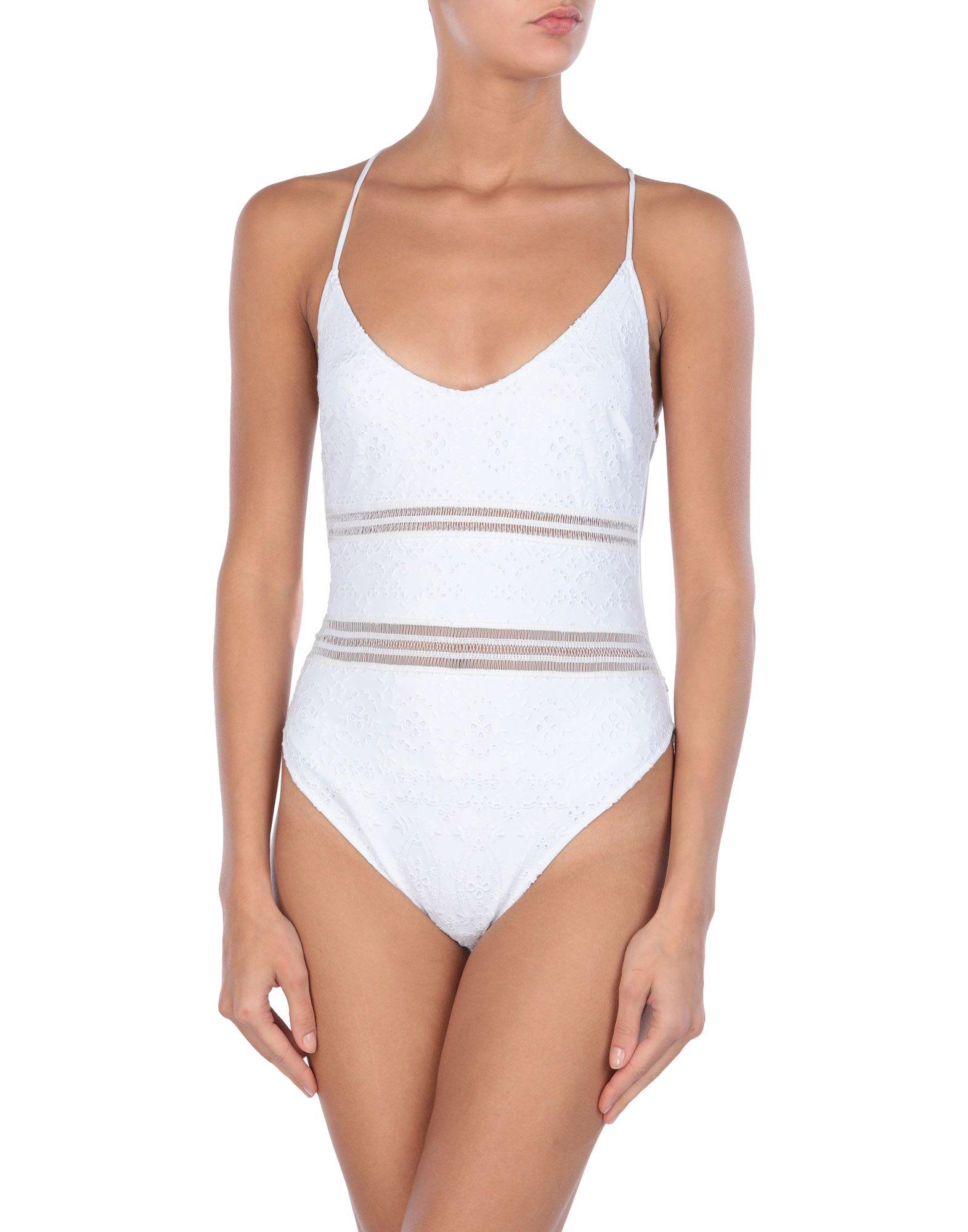 ERMANNO SCERVINO BEACHWEAR Слитный купальник blugirl blumarine beachwear слитный купальник