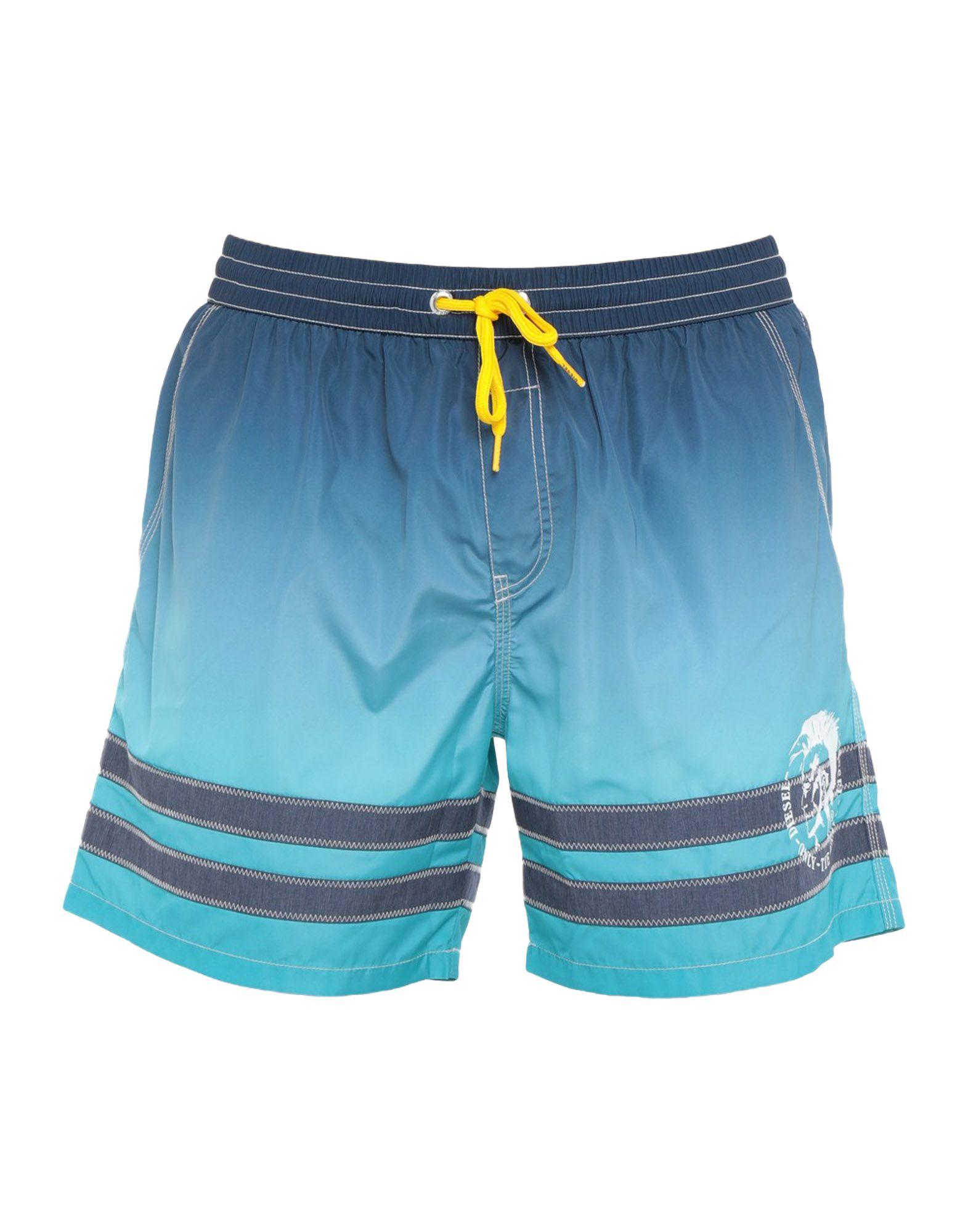 DIESEL Шорты для плавания diesel джинсовые шорты