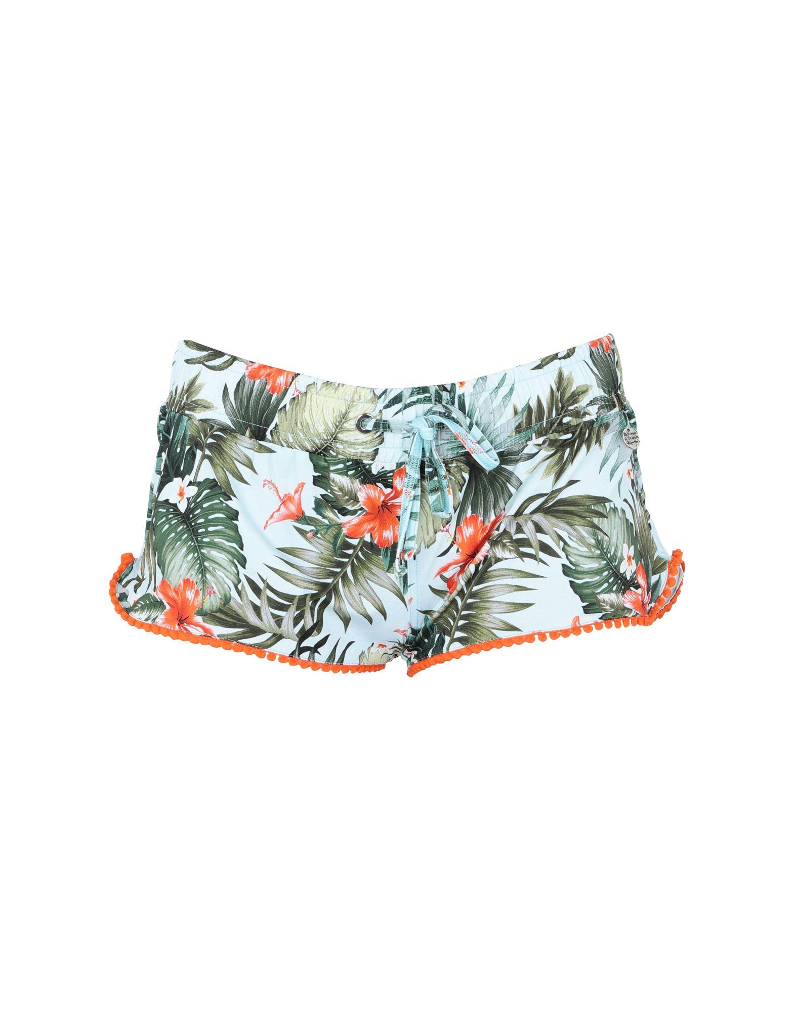 BANANA MOON Пляжные брюки и шорты брюки шорты thunder base 67155