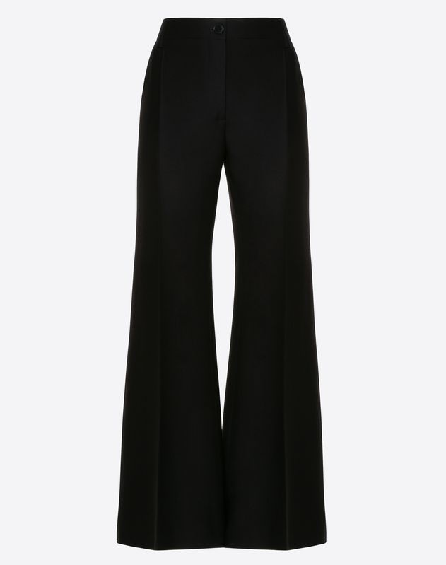 Crepe Couture Trousers