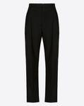 Mohair Wool Pants