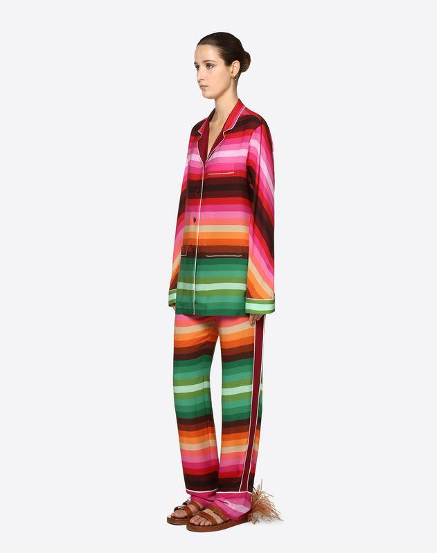 Pantalón pijama de crespón de China Baiadera