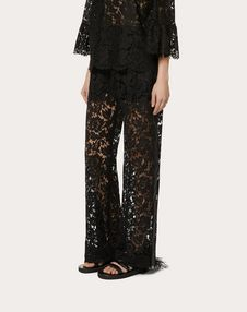 Heavy Lace Pyjama Trousers