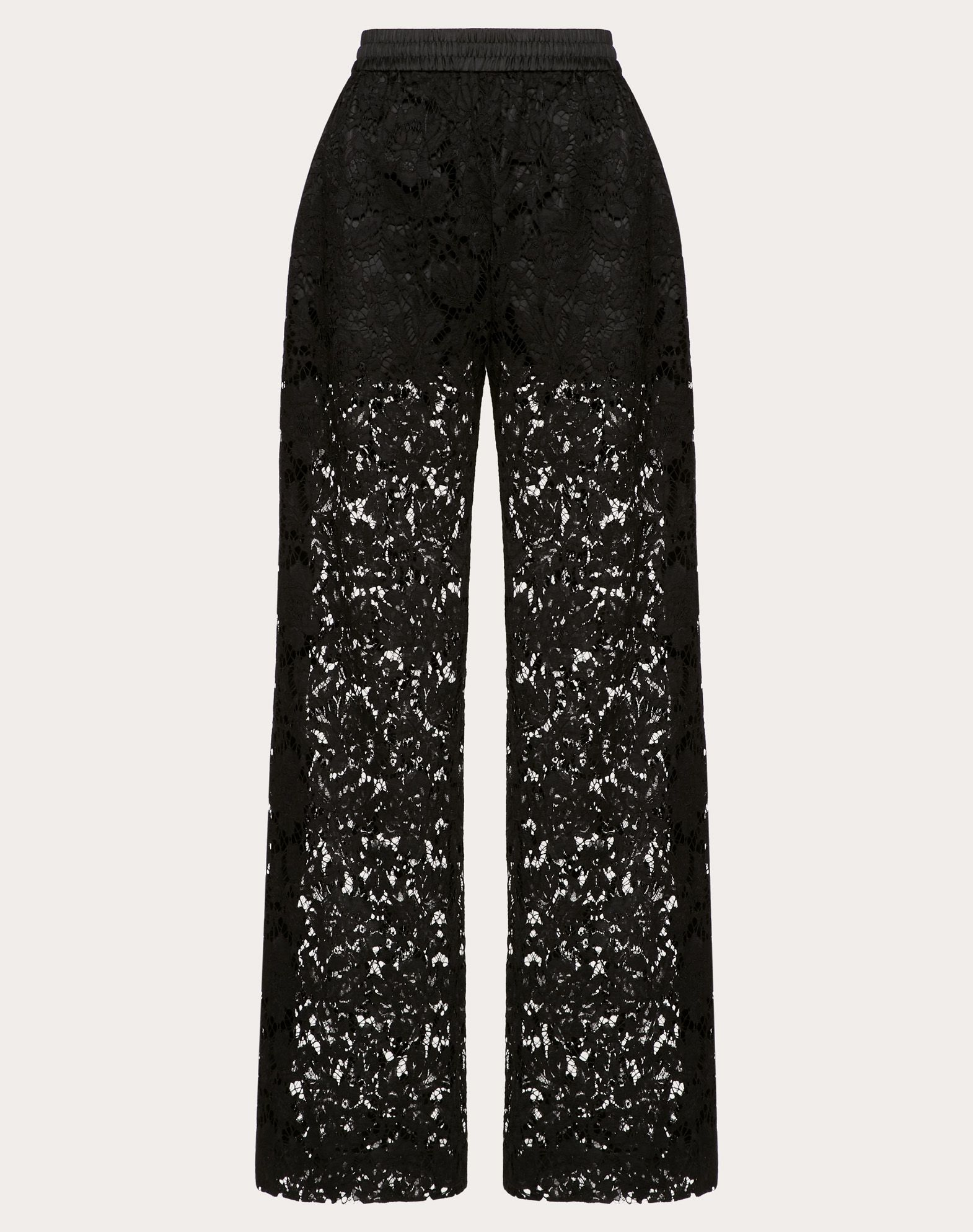Heavy Lace Pajama Pants