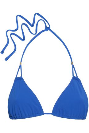 HEIDI KLEIN Triangle bikini top
