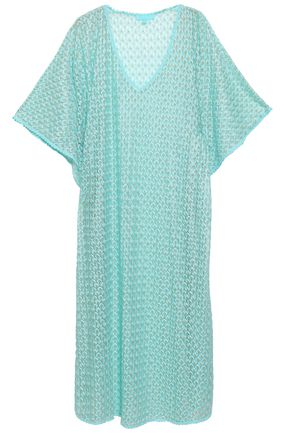 MELISSA ODABASH June crochet-knit coverup