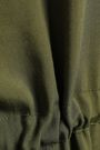 MELISSA ODABASH Lace-up voile maxi dress