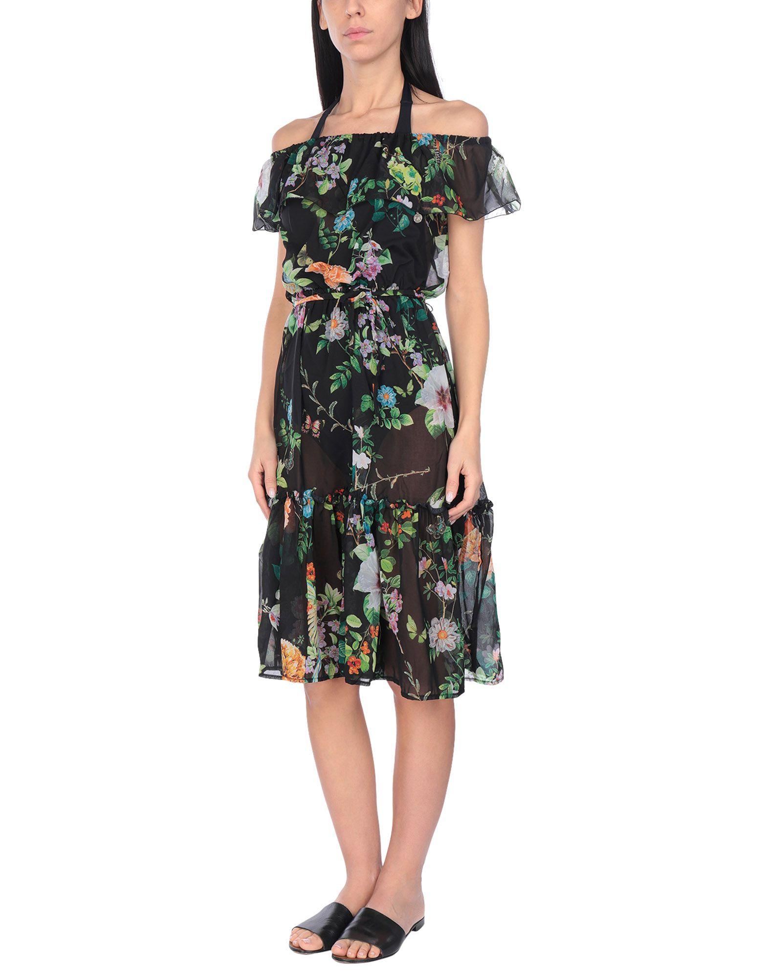 BLUMARINE BEACHWEAR Пляжное платье цена 2017