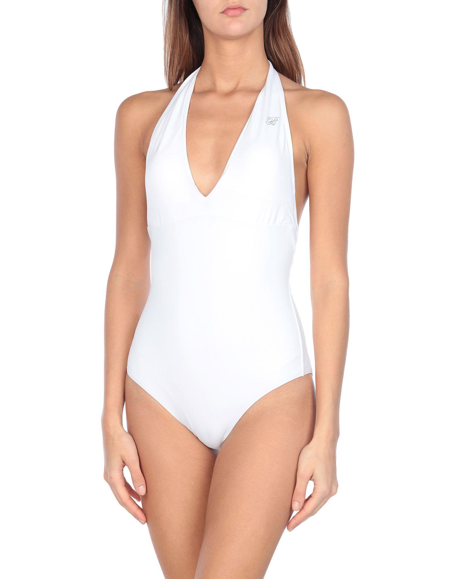 BLUMARINE BEACHWEAR Слитный купальник blugirl blumarine beachwear слитный купальник