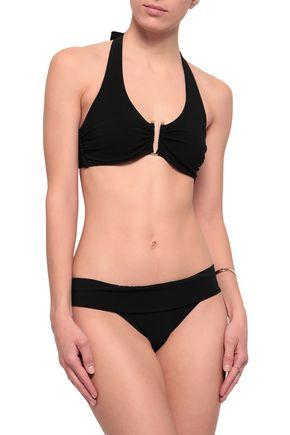 HEIDI KLEIN Layered low-rise bikini briefs