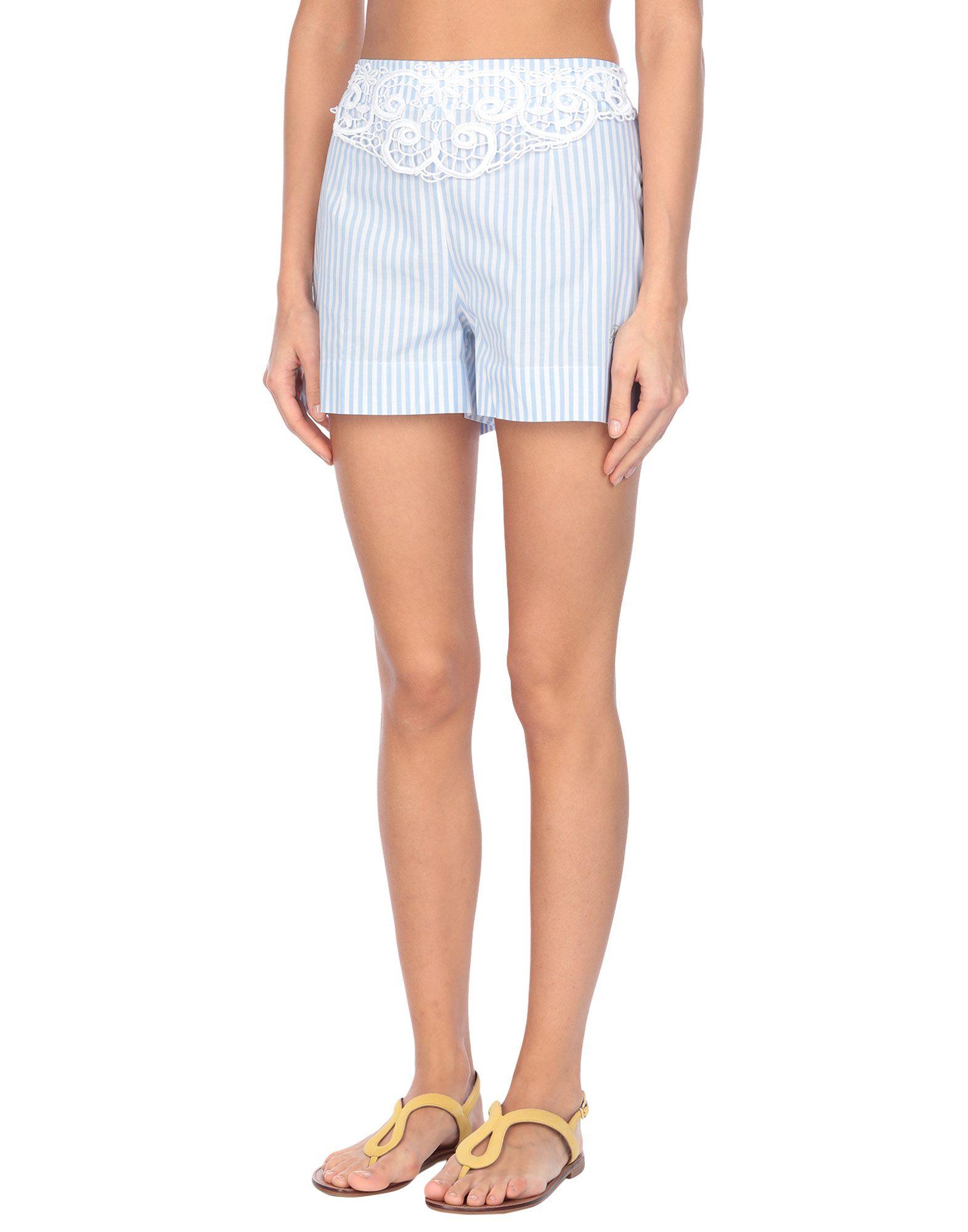 BLUMARINE BEACHWEAR Пляжные брюки и шорты blugirl blumarine beachwear пляжные брюки и шорты