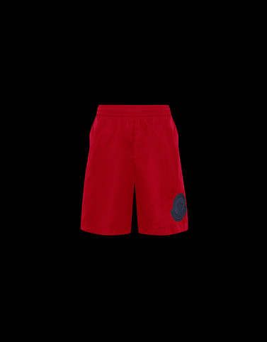 SWIM SHORTS Red Junior 8-10 Years - Boy Man