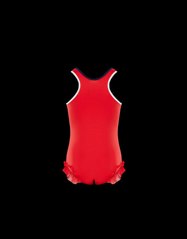 Moncler Kids 4-6 Years - Girl Woman: Swimsuit