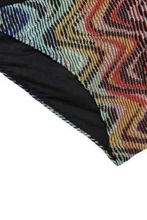 MISSONI MARE Crochet- knit bandeau bikini