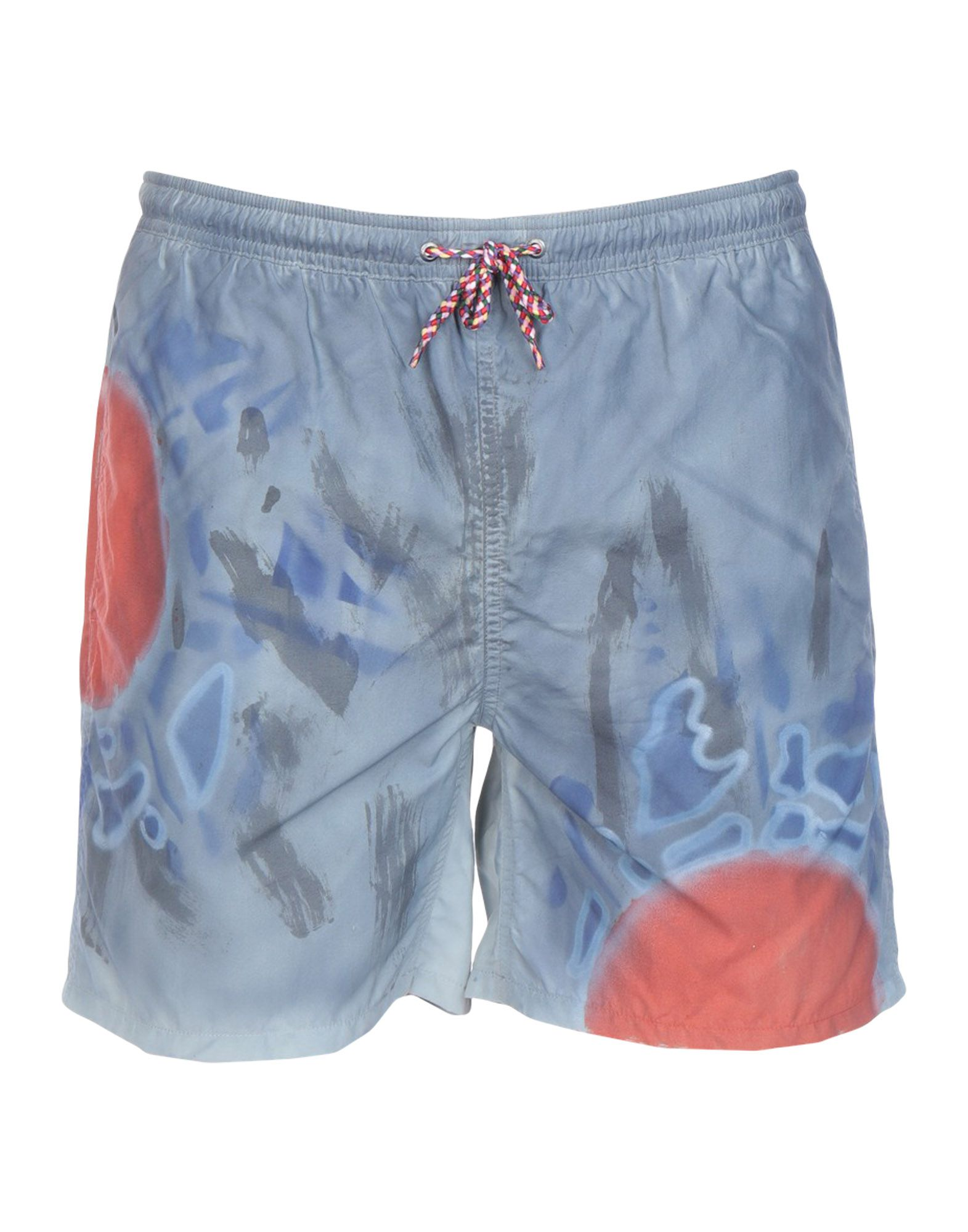 SWIM-OLOGY Шорты для плавания split colorblock swim dress set