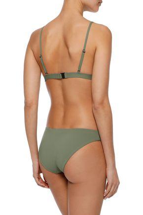 ONIA Lily low-rise bikini briefs