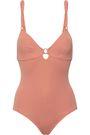 MELISSA ODABASH Open-back swimsuit
