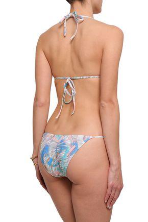 MELISSA ODABASH Miami low-rise bikini briefs