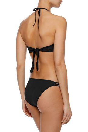 MELISSA ODABASH Costa Rica cutout low-rise bikini briefs